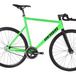 Unknown Bikes Fixed Gear Bike PS1 - Green-0