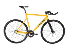 Unknown Bikes Fixie Fahrrad PS1 - Gelb-0