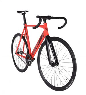 Unknown Bikes Fixed Gear Bike Singularity - Red-7478
