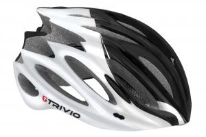 Trivio Chinook Helme - Schwarz / Weiß