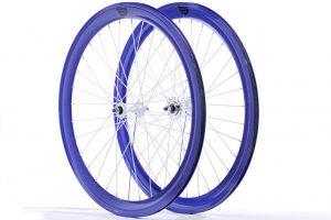 Pure Fix 40mm Wheelset - Dark Blue-0