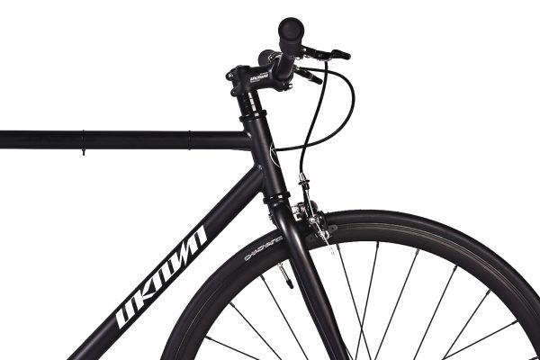 Unknown Bikes Fixed Gear Bike SC-1 Black -7938
