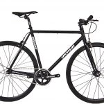 Unknown Bikes Fixie 4130 Fahrrad SC-1 - Schwarz-0
