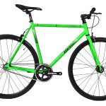 Unknown Bikes Fixie 4130 Fahrrad SC-1 - Grün-0