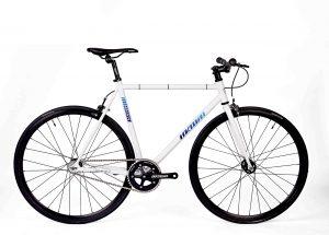 Unknown Bikes Fixie 4130 Fahrrad SC-1 - Weiss-0