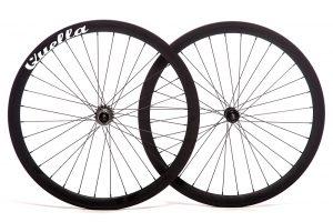 Quella Bikes 40MM Deep-V Radsatz-0