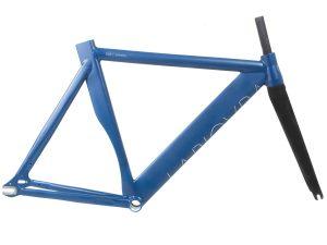 BLB La Piovra ATK Frameset -Satin Oxford Blau-0