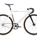 State Bicycle Co. Fixie Fahrrad Black Label v2 Pearl Weiß-0