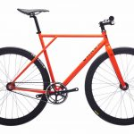 Poloandbike Fixie Fahrrad CMNDR 2018 CO4 - Orange-0