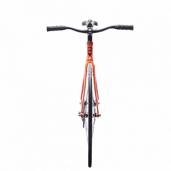 Poloandbike Fixed Gear Bicycle CMNDR 2018 CO4 – Orange-11373
