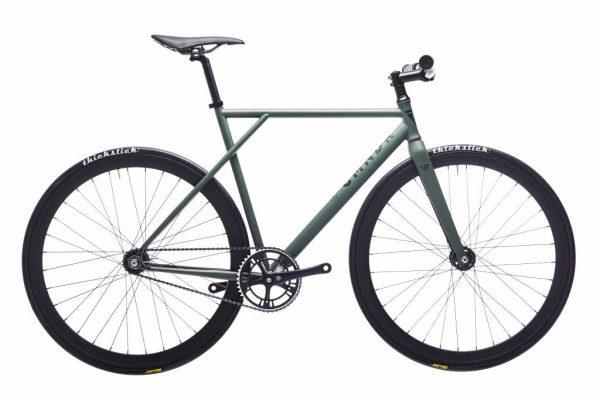 Poloandbike Fixie Fahrrad CMNDR 2018 CA1 – Grün-0