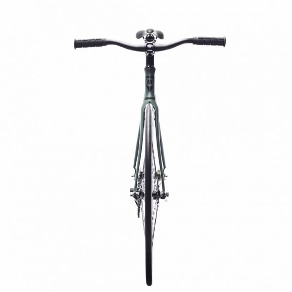 Poloandbike Fixed Gear Bicycle CMNDR 2018 CA1 – Green-11370