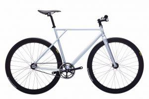 Poloandbike Fixie Fahrrad CMNDR 2018 CG2 - Silber-0