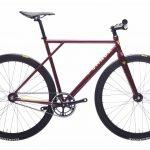 Poloandbike Fixie Fahrrad CMNDR 2018 CP3 - Lila-0