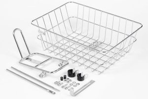 BLB Basket and Rack Combo Chrome