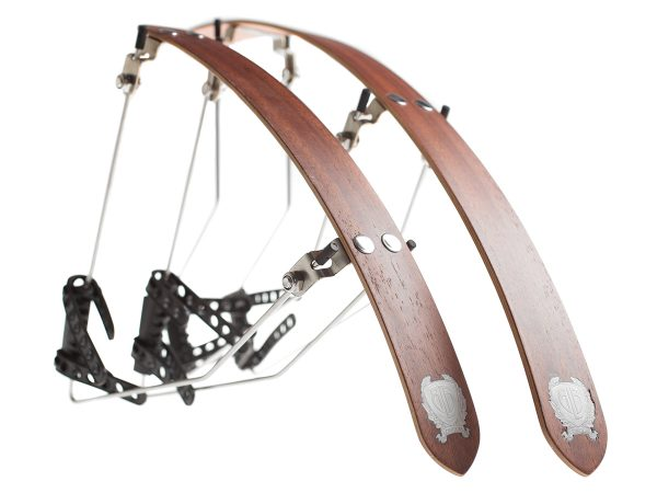 BLB Wooden Race Kotflugelsatz-0