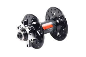 Via ISO Disc Front Hub-0