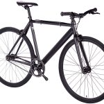 6KU Fixed Gear Track Bike Black -625