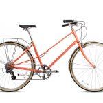 BLB Lola 8 Speed Ladies Bike Apricot