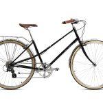 BLB Lola 8 Speed Ladies Bike Black