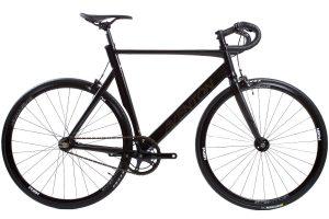 Aventon Mataro Fixie Fahrrad Schwarsz-0