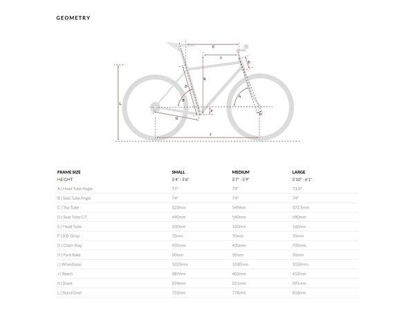 6KU Odyssey City Bike 8 Speed Brandford Silver-436