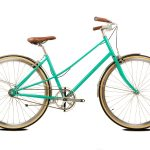 BLB Cleo Single Speed Ladies Bike Emerald