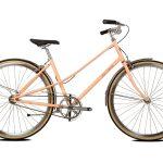 BLB Cleo Single Speed Ladies Bike Peach