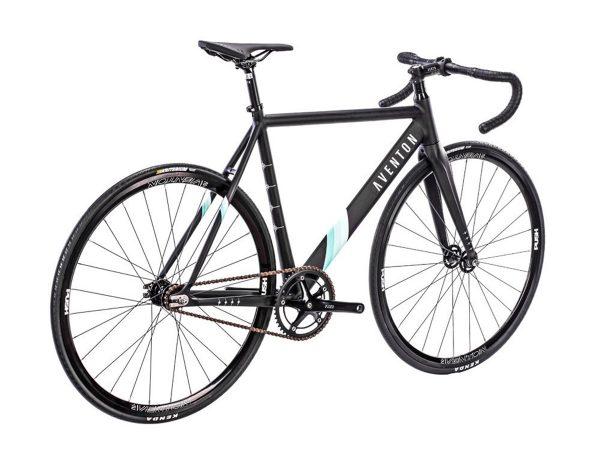 Aventon Cordoba Limited Edition Fixie Fahrrad Schwarsz-2439