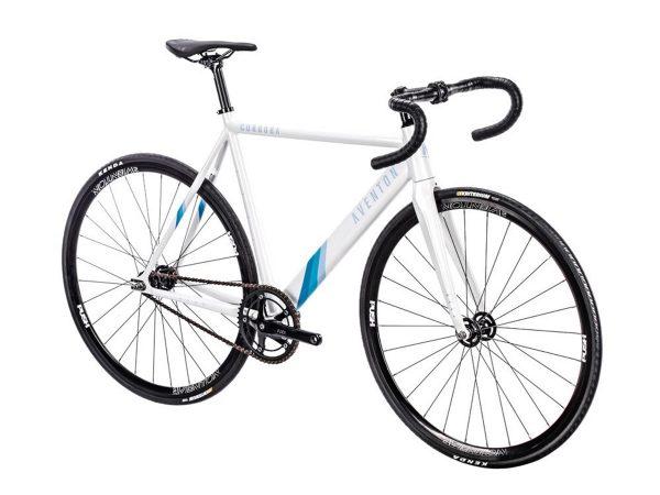 Aventon Cordoba Limited Edition Fixie Fahrrad Weib-2477