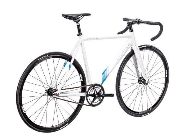 Aventon Cordoba Limited Edition Fixie Fahrrad Weib-2478