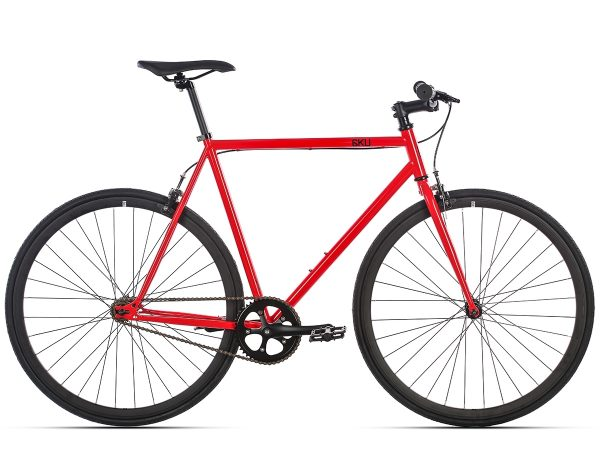 6KU Fixed Gear Bike - Cayenne