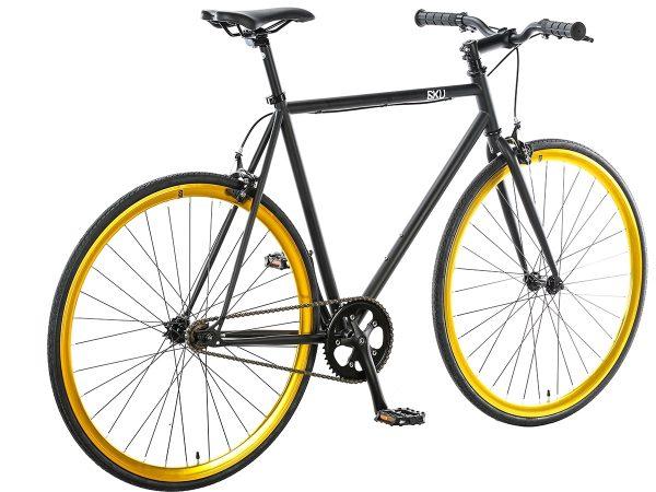 6KU Fixed Gear Bike - Nebula 2-609