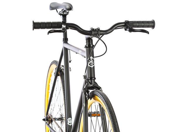 6KU Fixed Gear Bike - Nebula 2-610