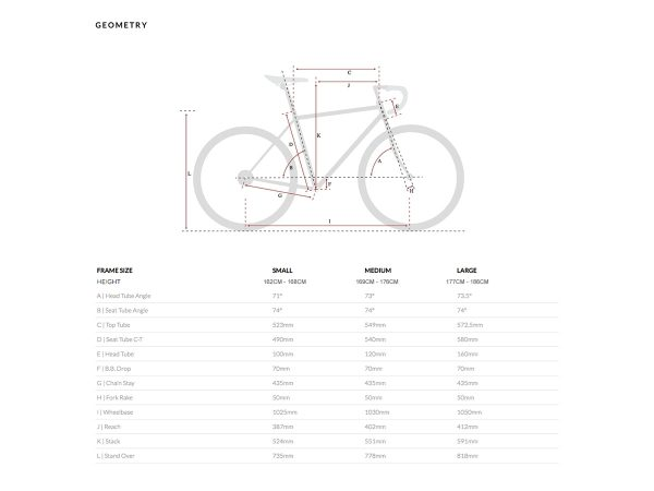 6KU Troy City Bike 16 Speed Highland Grey-452