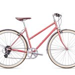 6KU Odessa City Bike 8 Speed Madison Gold