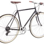 6KU Odyssey City Bike 8 Speed Delano Black-438