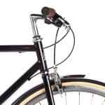 6KU Odyssey City Bike 8 Speed Delano Black-439