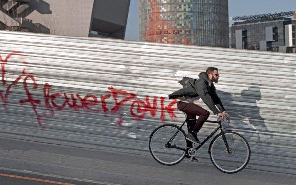 Finna Cycles Avenue City Bike 8 Speed Dark Black-2928