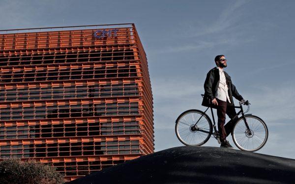 Finna Cycles Avenue City Bike 8 Speed Dark Black-2927