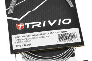 Trivio Innere Kabel Shifter Rostfrei -0
