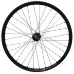 Weinmann Front Wheel DP 18 - Black-0