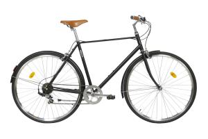 Fabric Bike Stadtfahrrad Classic Schwarz