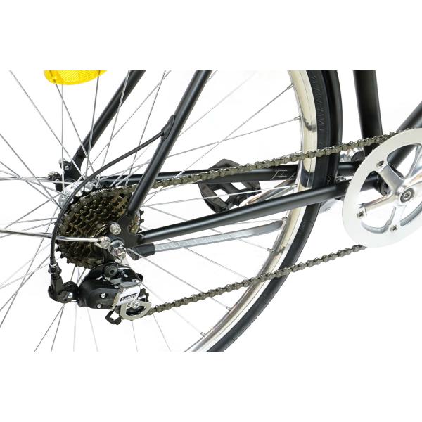 Fabric Bike City Bike Classic Black-558