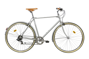 Fabric Bike City Bike Classic Grey