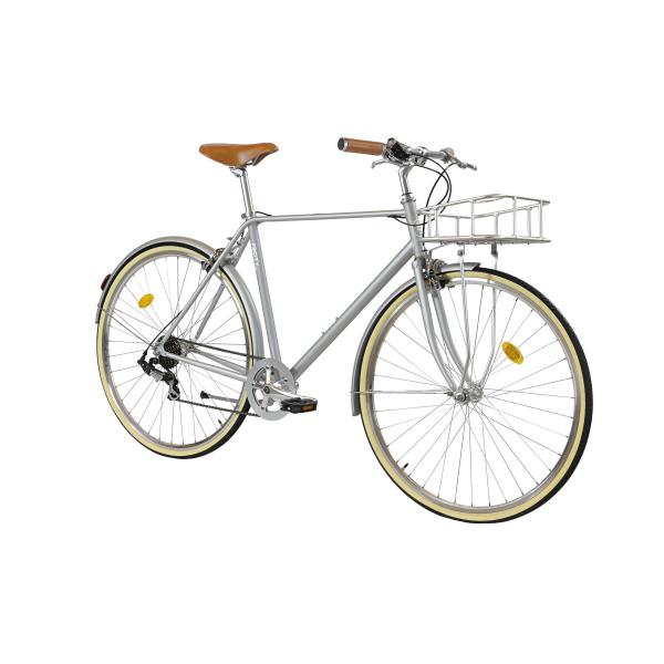 Fabric Bike City Bike Classic Grey-3110