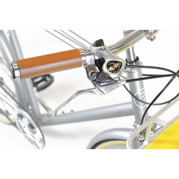 Fabric Bike City Bike Classic Grey-3113