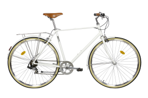 Fabric Bike City Bike Classic White