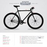 State Bicycle Fixed Gear Core Line Wyldcat-2385
