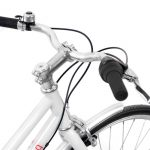 Finna Cycles Breeze City Bike 3 Speed Pearl White-2908